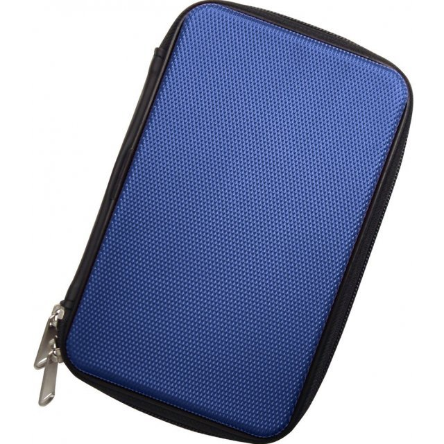 Strong Pouch for 3DS LL (Blue)