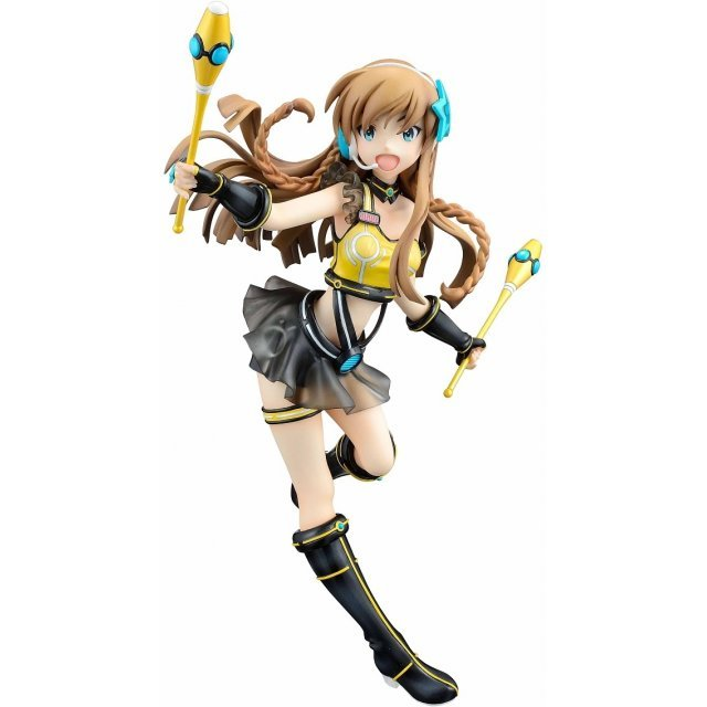 Brilliant Stage The Idolmaster Million Live 1/7 Scale Pre-Painted PVC Figure: Kousaka Umi (Japanese Version)