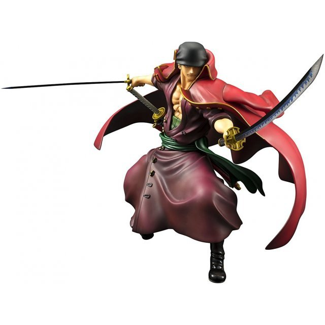 Excellent Model One Piece Edition-Z 1/8 Scale Pre-Painted PVC Figure: Roronoa Zoro (Japanese Version)