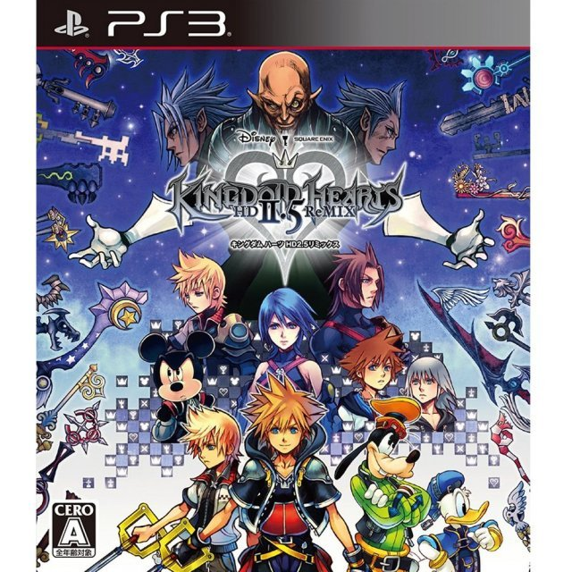 Kingdom Hearts HD II.5 ReMIX