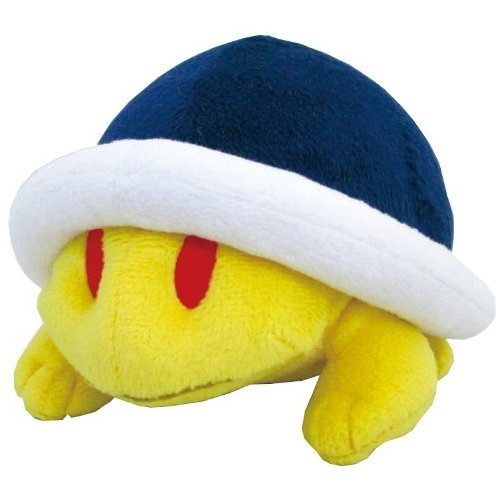 Super Mario Plush: Buzzy Beetle