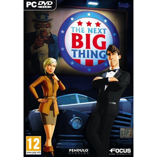 The Next Big Thing (DVD-ROM)