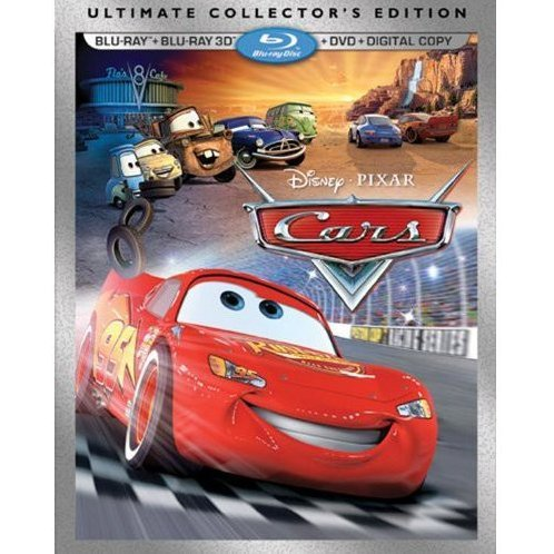 Cars 3D: Ultimate Collector's Edition
