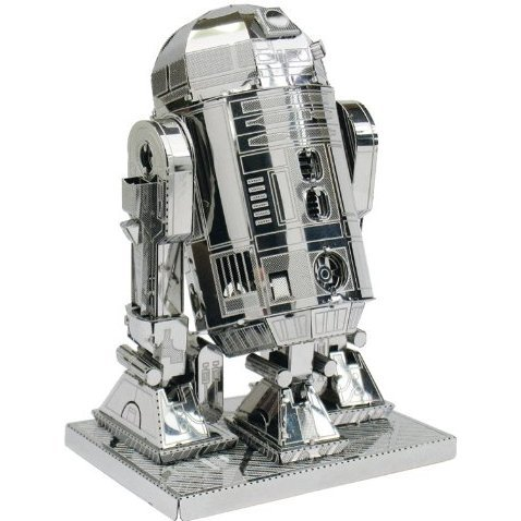 Star Wars Metallic Nano Puzzle: R2-D2 (Re-run)