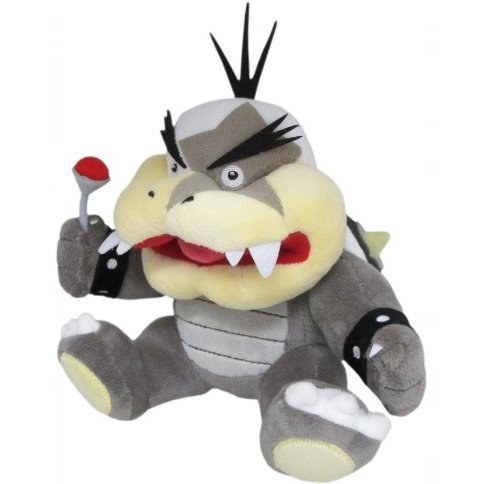 Super Mario Plush: Morton Koopa Jr.