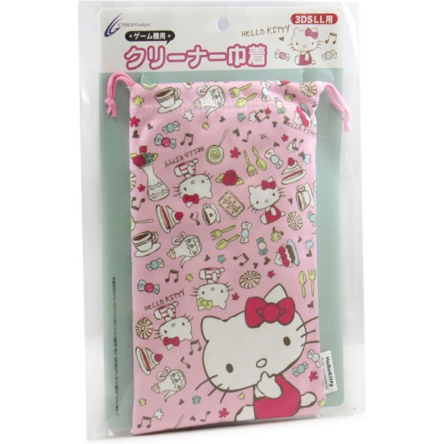Hello Kitty Pouch for 3DS LL (Pink)
