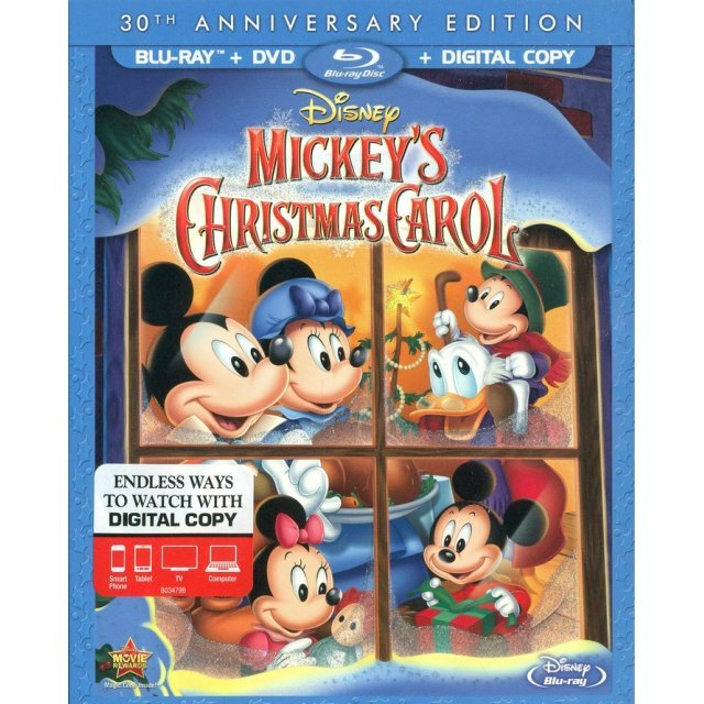 Mickey's Christmas Carol [30th Anniversary Edition]