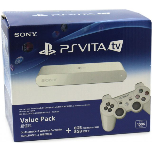PlayStation Vita TV (Value Pack)