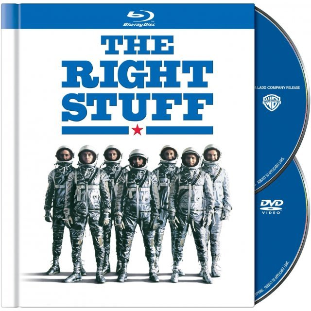 The Right Stuff [30th Anniversary Edition/DigiBook]