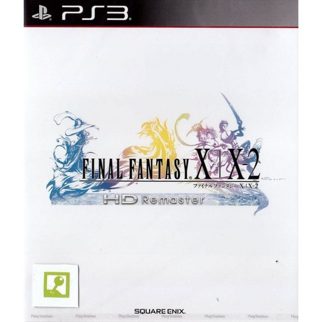 Final Fantasy X / X-2 HD Remaster (Japanese Subs)