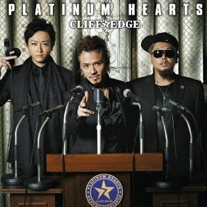Platinum Hearts [CD+DVD Limited Edition]