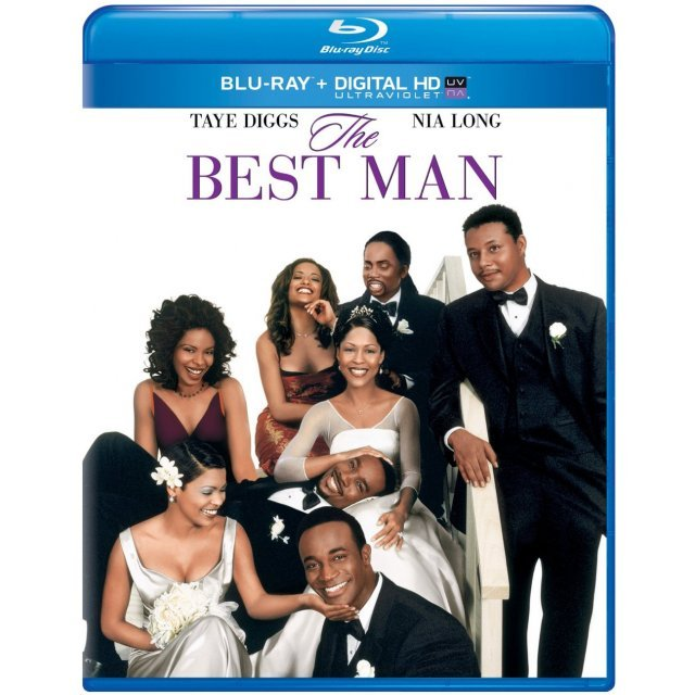 The Best Man [Blu-ray+Digital HD Ultraviolet]