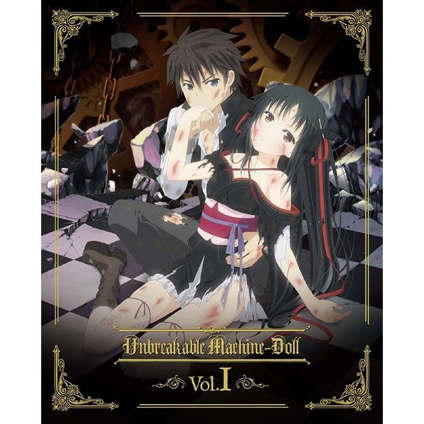 Unbreakable Machine-doll / Machine Doll Wa Kizutsukanai Vol.1
