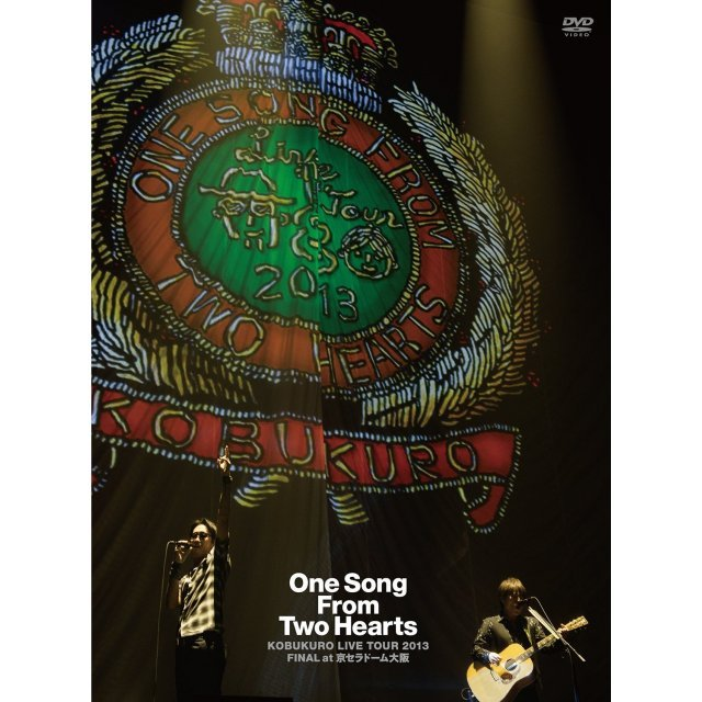 Live Tour 2013 - One Song From Two Hearts Final At Kyocera Dome Osaka