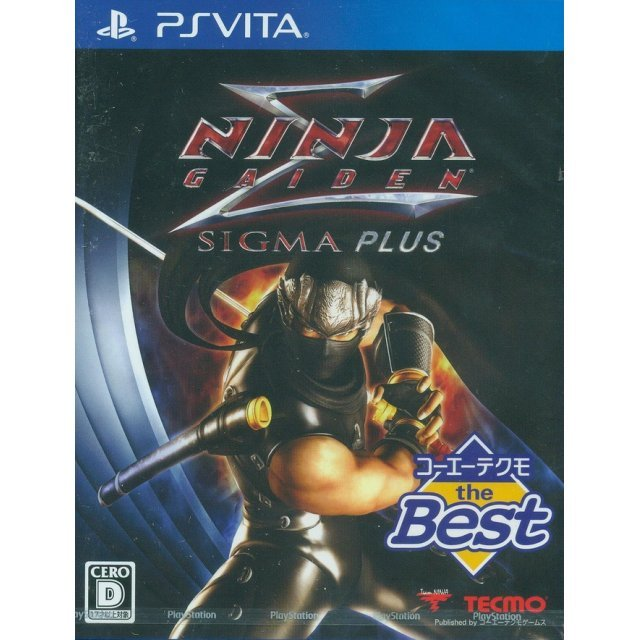Ninja Gaiden Sigma Plus (Koei Tecmo the Best)