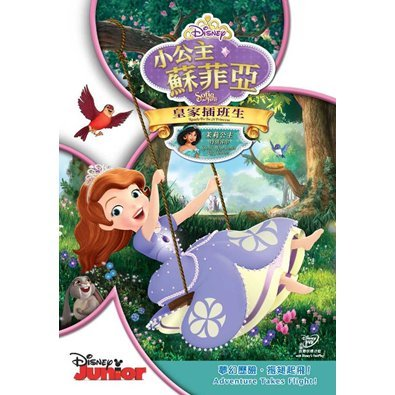 Sofia The First: Ready To Be A Princess [Easy DVD]