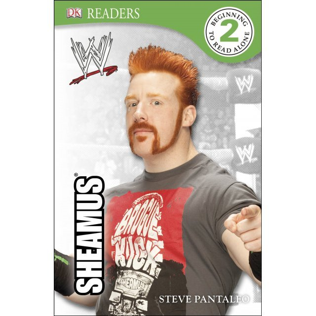 DK Reader Level 2: WWE Sheamus (Paperback)
