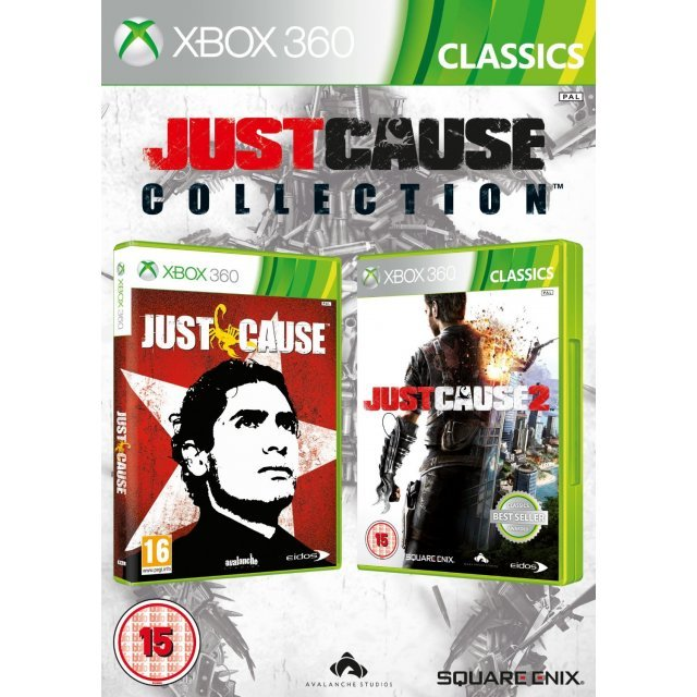 Just Cause Double Pack (Classics)
