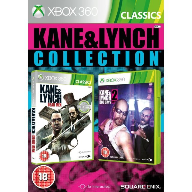 Kane & Lynch Collection (Classics)