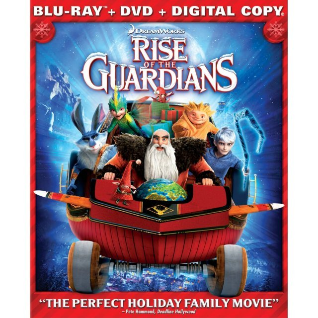 Rise Of The Guardians - Holiday Edition