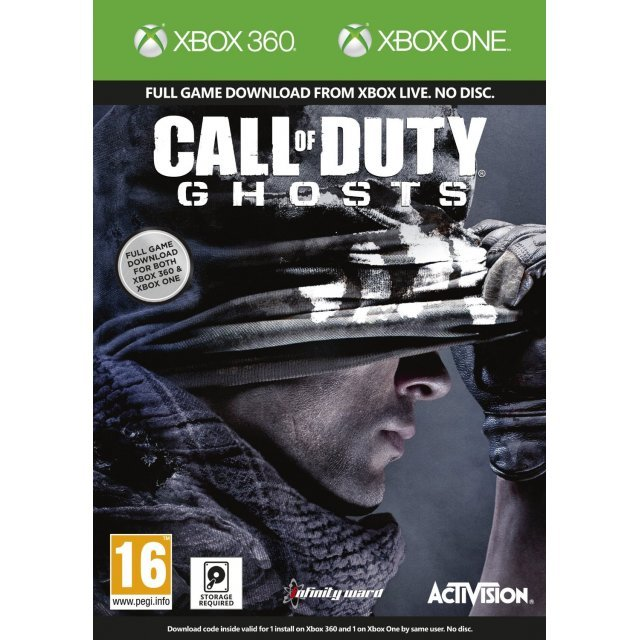Call of Duty: Ghosts (Seamless Upgrade)