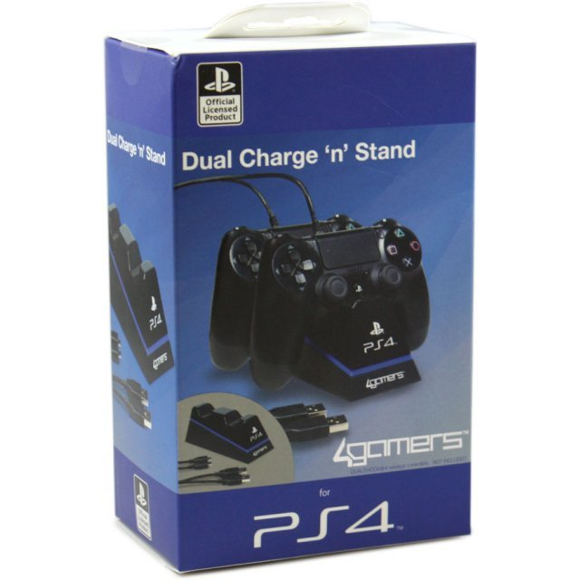 Dual Charge 'n' Stand