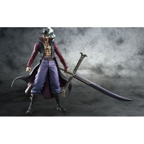 Excellent Model One Piece Neo-DX - Portraits of Pirates 1/8 Scale Pre-Painted Figure: Hawk-Eye Mihawk Ver.2 (Asian Version)