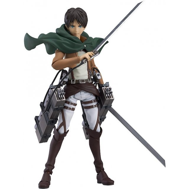 figma 207 Attack on Titan: Eren Yeager