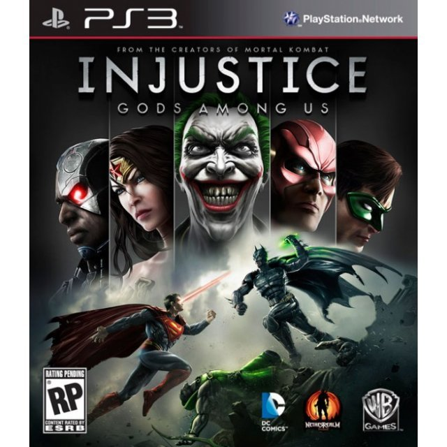 Injustice: Gods Among Us - Standard Edition