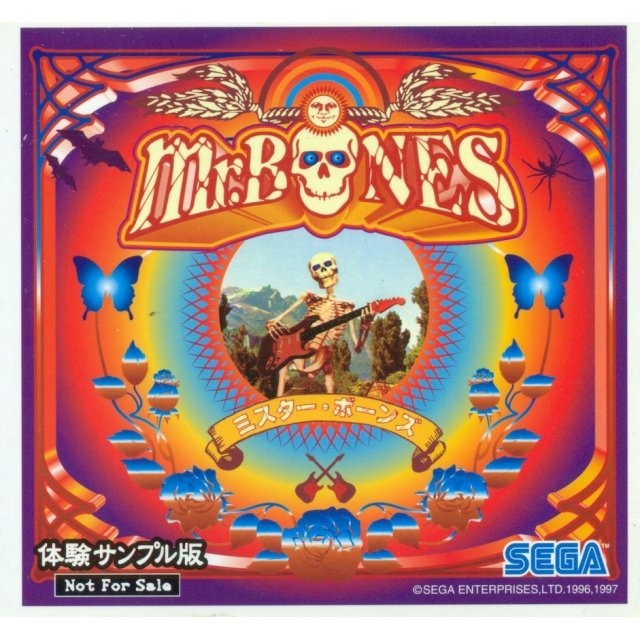 Mr. Bones [Sample Disc]