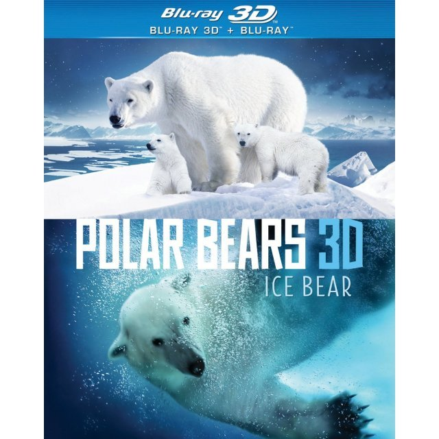 Polar Bears: Ice Bear 3D