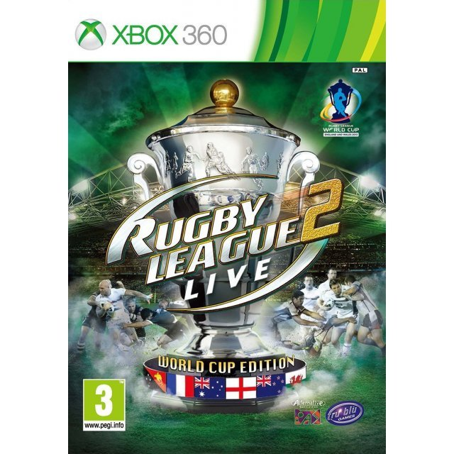 Rugby League Live 2 (World Cup Edition)