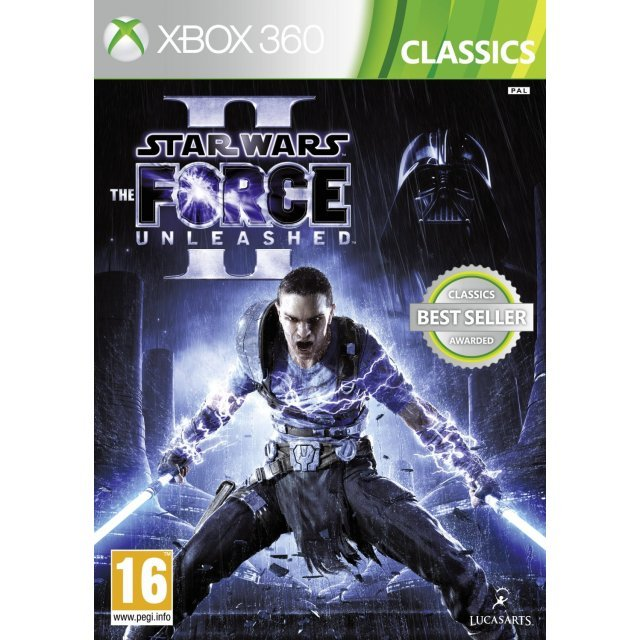 Star Wars: The Force Unleashed II (Classics)