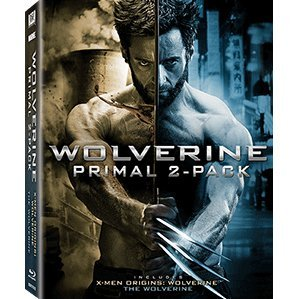 Wolverine 2-Pack Boxset 2D
