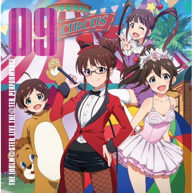 Idolmaster Million Live - The Idolm@ster / The Idolmaster Live The@ter Performance 09