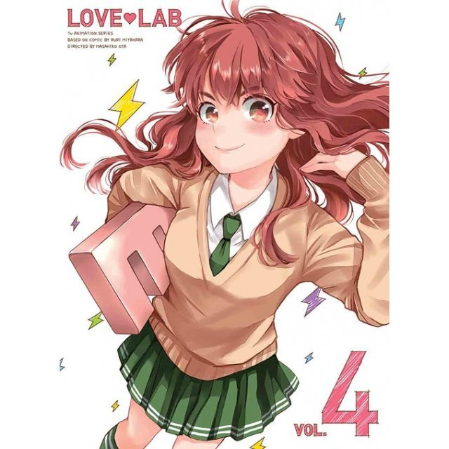 Love Lab / Renai Lab Vol.4 [DVD+CD Limited Edition]