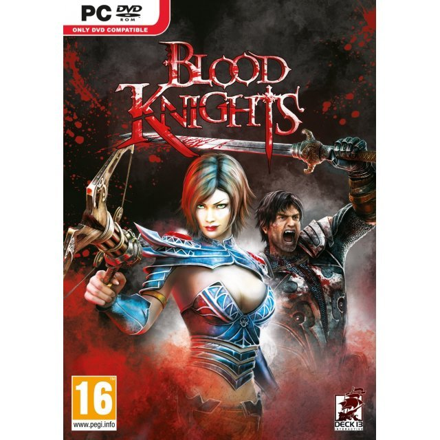 Blood Knights (DVD-ROM)