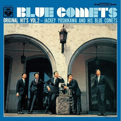 Blue Comets Original Hit's Vol.2