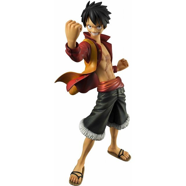 Excellent Model One Piece Portraits of Pirates Edition Z: Monkey D Luffy (Japanese Version)