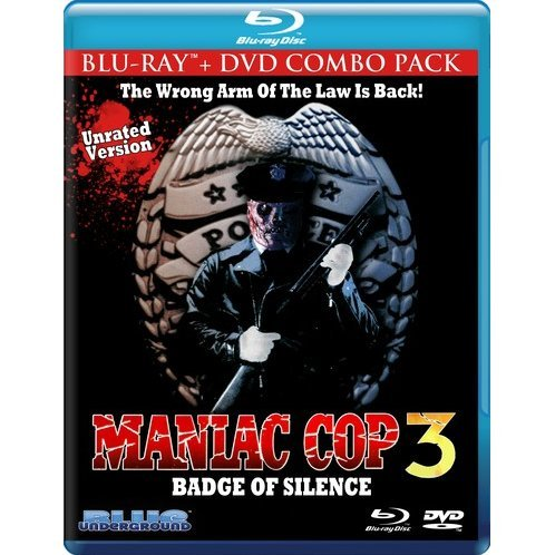 Maniac Cop 3: Badge of Silence [Blu-ray+DVD]