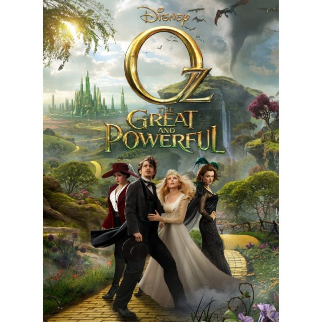 Oz The Great And Powerful 2D