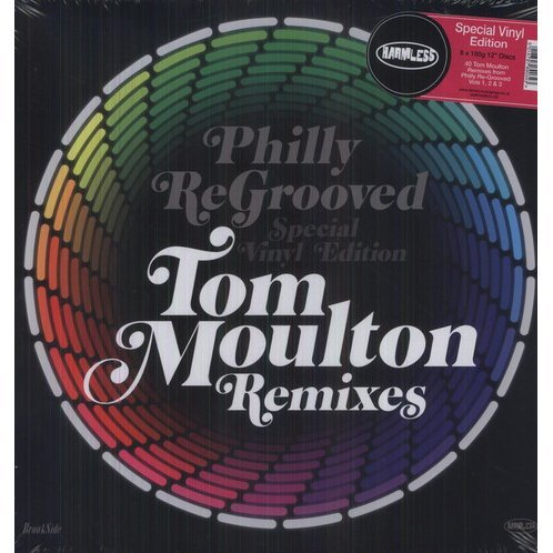 Philly Re-Grooved: Vinyl Edition