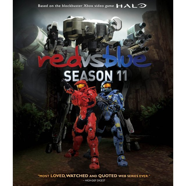 Red vs. Blue: Season 11