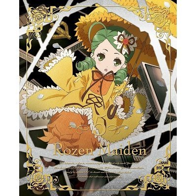 Rozen Maiden Vol.5