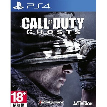 Call of Duty: Ghosts (English)