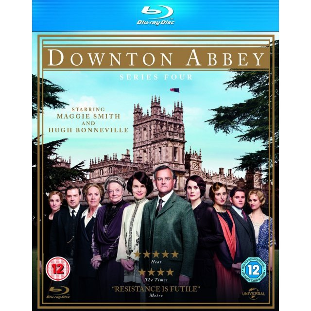 Downton Abbey - Series 4
