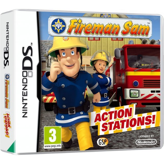 Fireman Sam: Action Stations