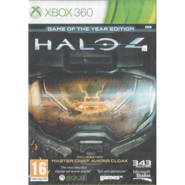Halo 4 (Game of the Year Edition)