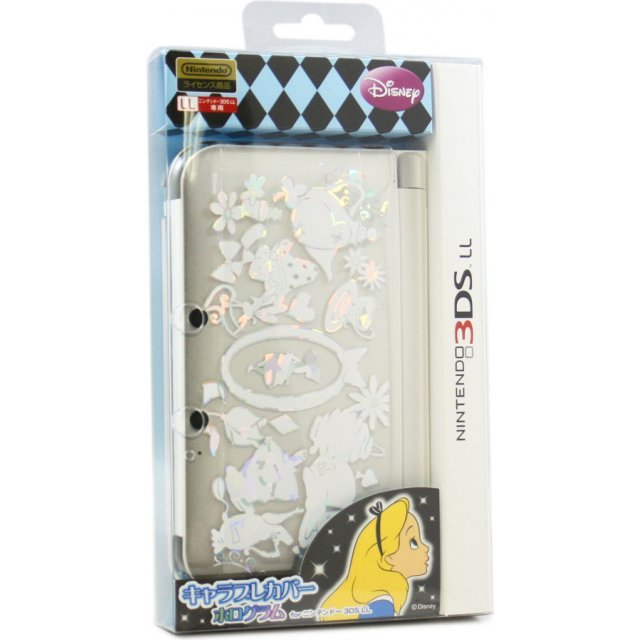 Chara Pure Hologram Cover for 3DS LL (Alice)