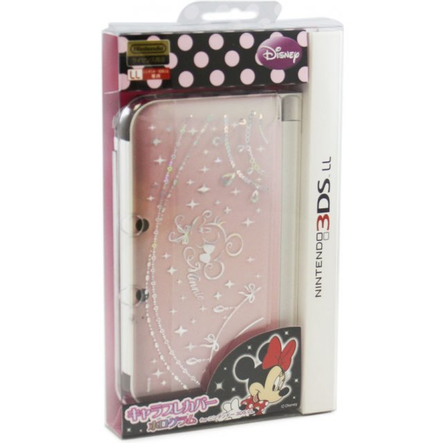 Chara Pure Hologram Cover for 3DS LL (Minnie)